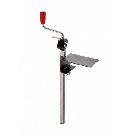 Otvírač konzerv stolní profesionální, niklovaný O5V55