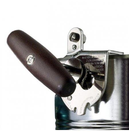 Otvírač konzerv ruční titanový