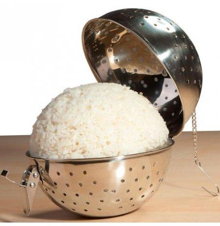 Koule nerezová na rýži, koření a bylinky, průměr 14 cm