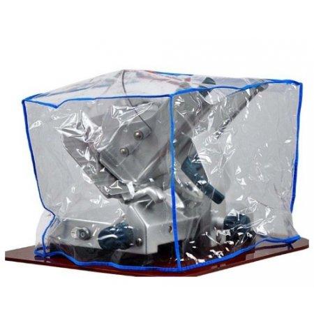 Průhledný plastový protiprachový kryt nářezových strojů Noaw