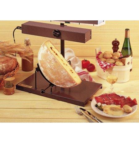 Raclette party gril Alpage na 1/2 bochníku sýra