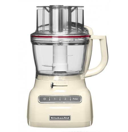 Food processor 5KFP1335 KitchenAid mandlová, 3,1ltr.