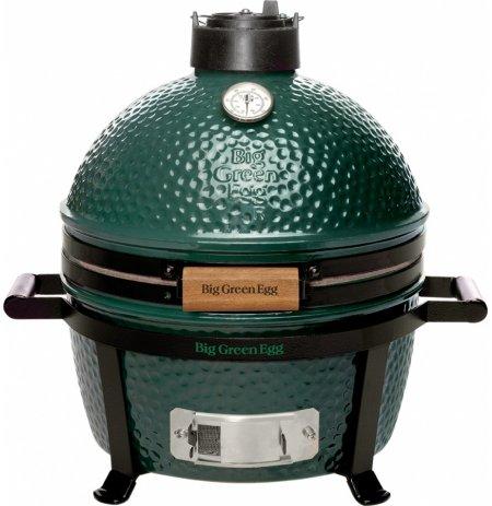 Gril Big Green Egg MiniMax, na dřevěné uhlí