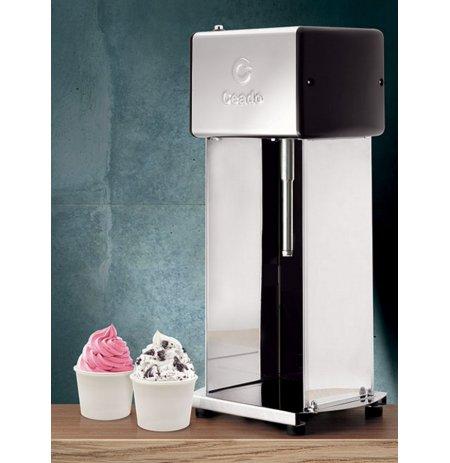 Mixér na točenou zmrzlinu a jogurty M105R