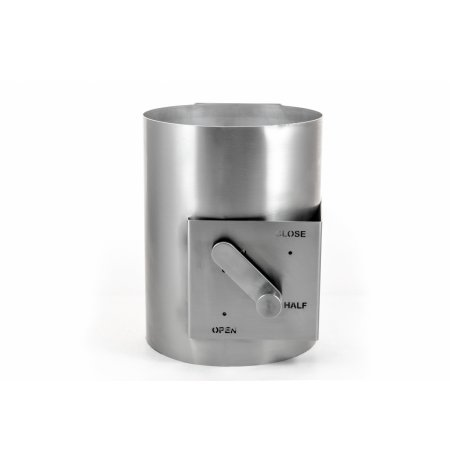 Regulátor proudění vzduchu externí pecí Pira 90