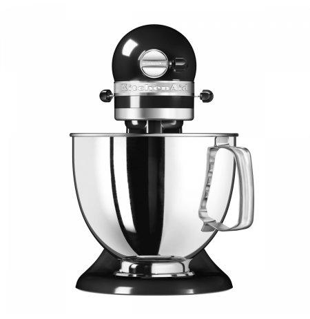 Robot kuchyňský KitchenAid Artisan KSM125 černá 4,83 ltr.nerez.nádoba