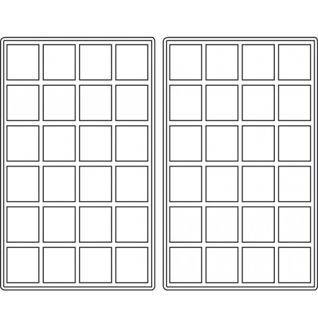 Vaflovač elektrický KRAMPOUZ, Fruits 4x6, sklopný 180°, madlo I, EasyClean