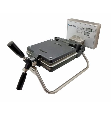 Vaflovač elektrický Posner Multi VAFLE s digitálním ovládáním, nepřilnavá otočná plotna