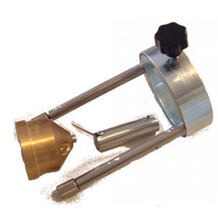 Matrice bronzová 89 Rigatoni 10 mm pro P3