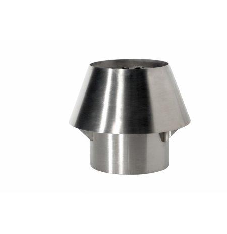 Klobouk komínku 210 nerezový pecí Pira 120
