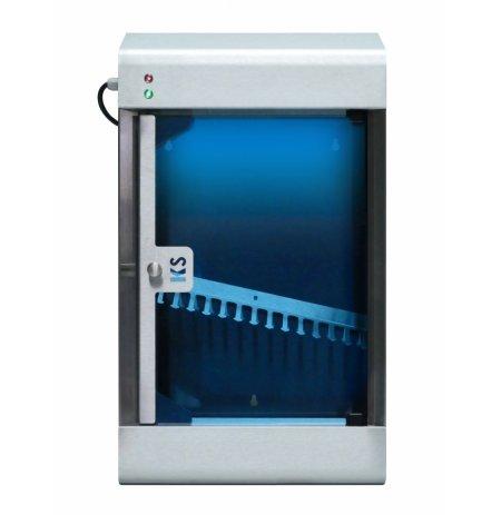 Sterilizátor nožů UV-C plně automatický KS12P s nerezovým roštem
