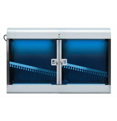 Sterilizátor nožů UV-C plně automatický KS40P s nerezovým roštem
