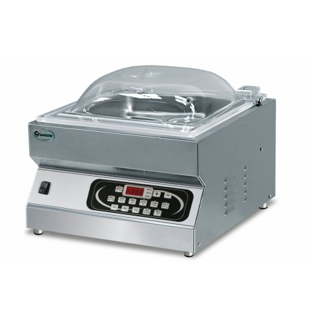 Balička vakuová komorová BOXER DUO automatická, 2x svařovací lišta 45 cm