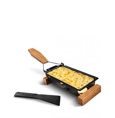 Sada na sýrové Raclette ToGo dub BOSKA