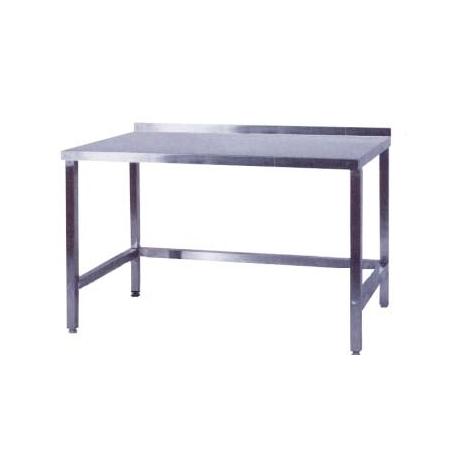 Pracovní stůl nerezový nad lednice, rozměr: 1000 x 700 x 900 mm