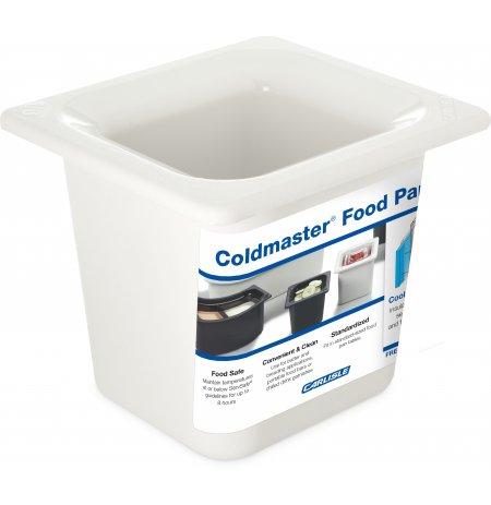 Nádoba nachlazovací Coldmaster GN1/6, bílá