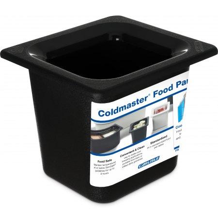 Nádoba nachlazovací Coldmaster GN1/6, černá
