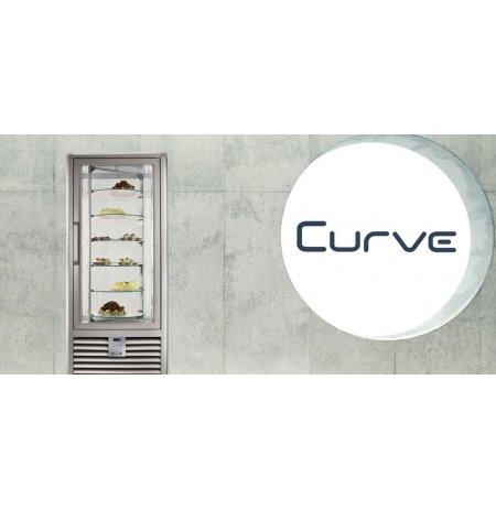 Mrazící panoramatická vitrína Curve CEB 100 S