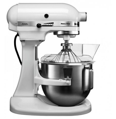 Robot KitchenAid Heavy Duty 5KPM5 bílý 4,83 ltr.
