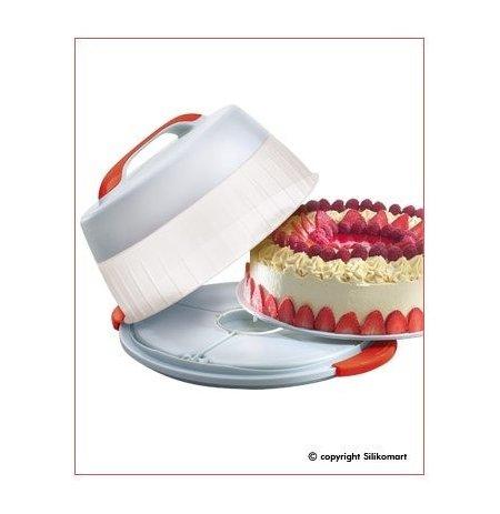 Termo podnos na dorty a zákusky multifunkční