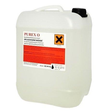 Oplachový prostředek pro myčky Purex O, 10 kg