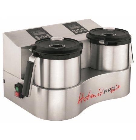 Mixer kuchyňský dvojitý Hotmix Pro Gastro Twin s ohřevem