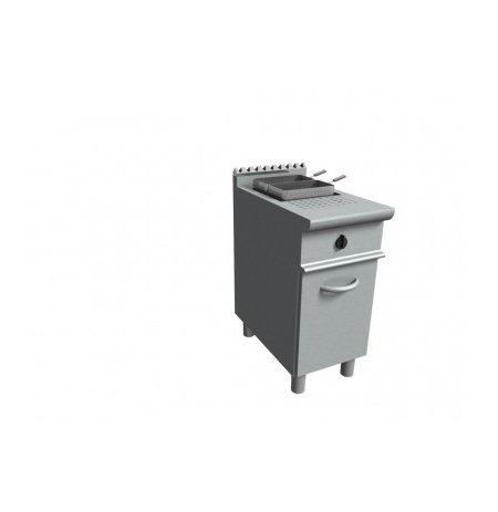 Vařič těstovin elektrický 28 ltr. FastPasta s automatickým vyjížděním 2 košů