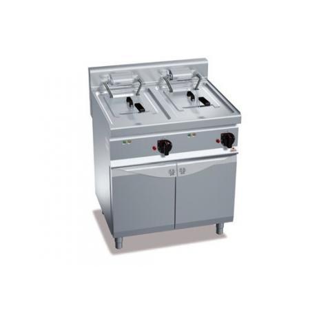 Elektrická fritéza Bertos E7F10-8M