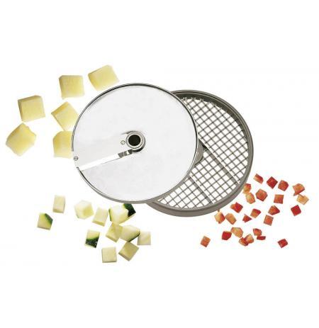 Kostičkovací disk 10x10x10 mm