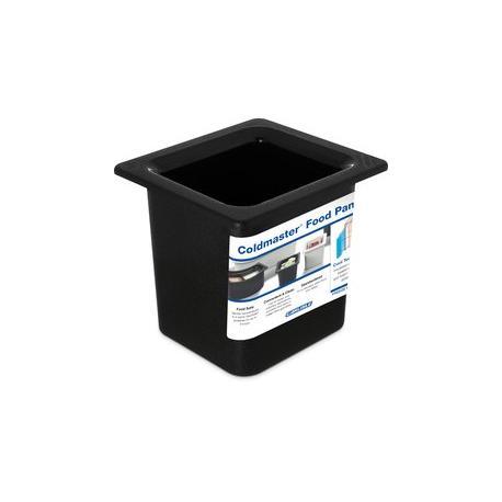 Nádoba nachlazovací Coldmaster GN1/6 plochá, černá