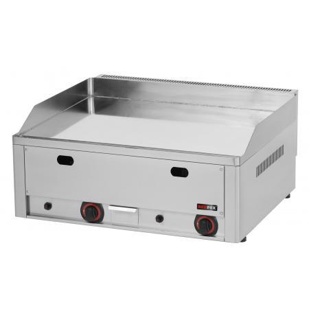 Deska grilovací plynová FTHC 60 G hladká chrom REDFOX
