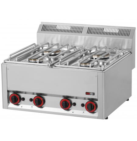 Plynový sporák SP 60 GL RedFox