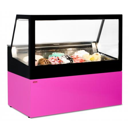 Distributor zmrzliny Georgia Cube II 1000 Ice-cream 6 GN