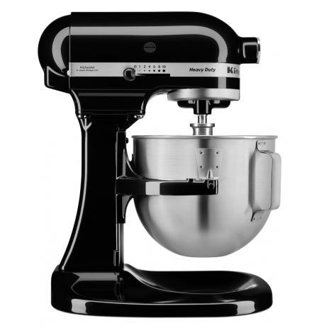 Robot KitchenAid Heavy Duty 5KPM5 černý 4,83 ltr.