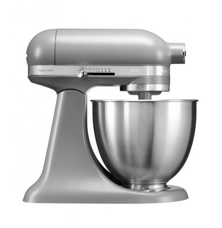 Robot kuchyňský KitchenAid Artisan 5KSM3311 matná šedá