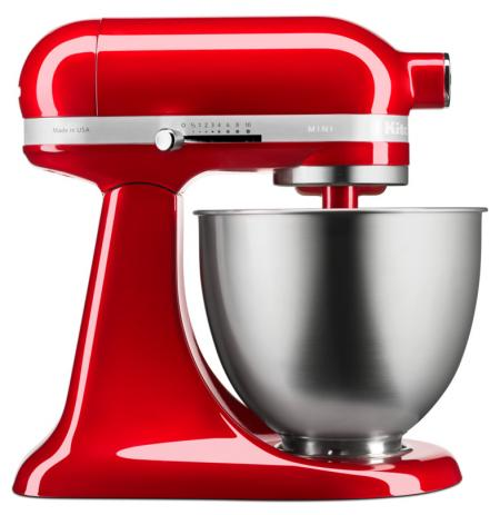 Robot kuchyňský KitchenAid Artisan 5KSM3311 červená metalíza