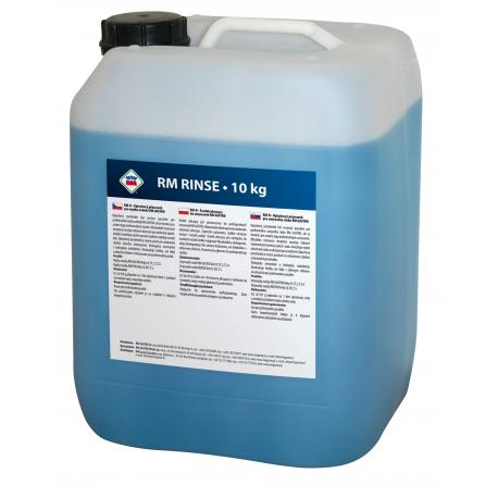 RM RINSE 10 kg oplachový prostředek pro profesionální myčky nádobí