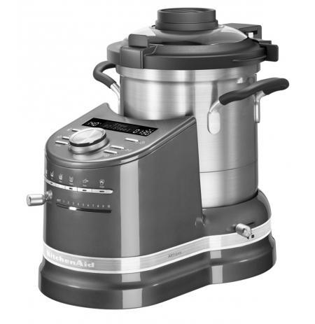 KitchenAid Varný robot Artisan - 5KCF0104 - stříbřitě šedá