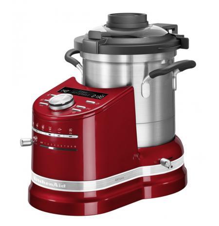 KitchenAid Varný robot Artisan - 5KCF0104 - červená metalíza