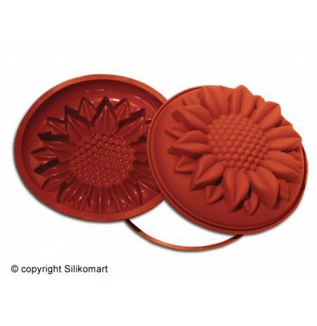 Forma silikonová uniflex Slunečnice velká