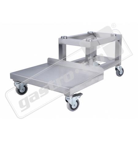 Podstavec+násypný vrchní stolek ke krájecímu zařízení Fendo F-S19