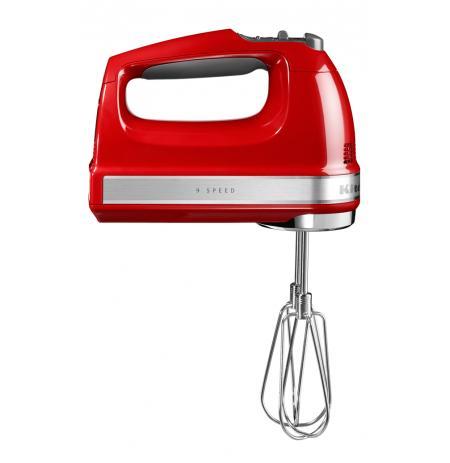 Ruční šlehač 5KHM9212 KitchenAid královská červená
