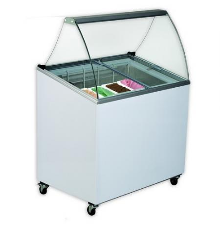 Distributor zmrzliny UDD 300 SCER