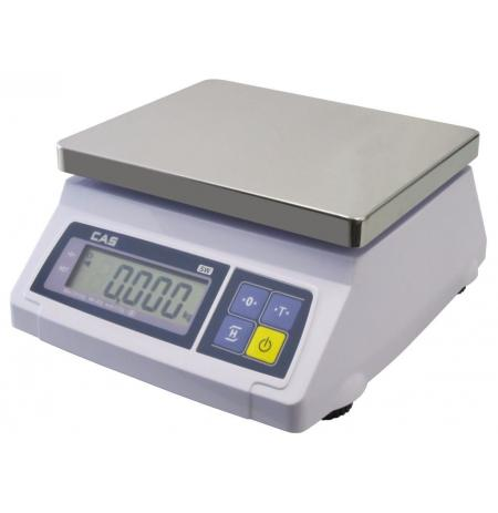 Váha stolní kuchyňská digitální 10/20 kg, ES ověření