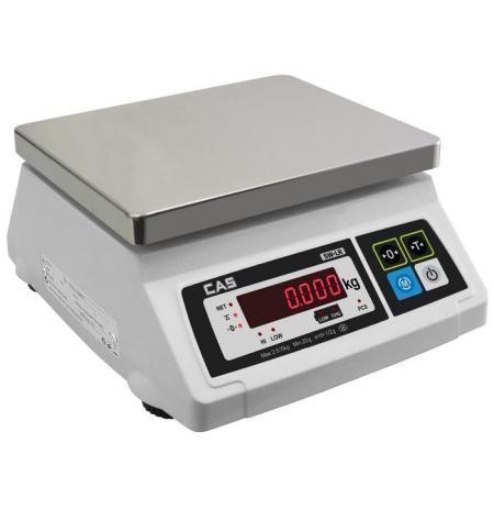 Váha stolní kuchyňská CAS SW-LR s LED displejem, 10 kg