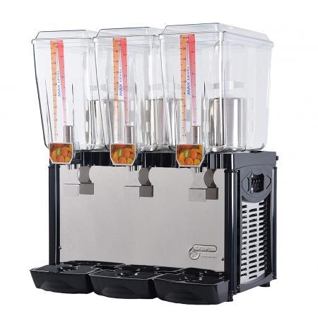 Vířič chlazených nápojů Jetcof 3x 20 ltr.