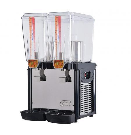 Vířič chlazených nápojů Jetcof 2x 20 ltr.