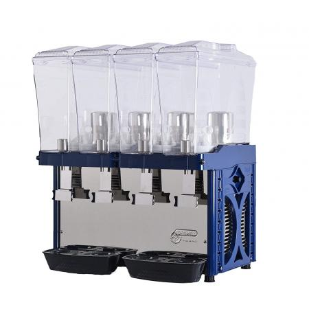 Vířič chlazených nápojů Capri 4x 9 ltr.