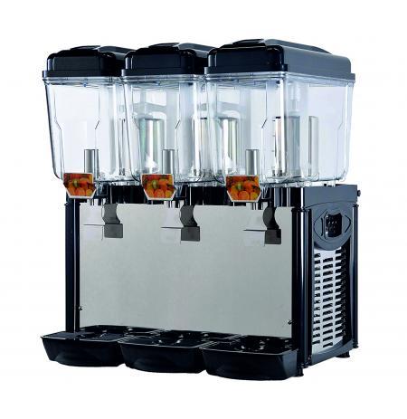 Vířič chlazených nápojů Coldream 3x 12 ltr.