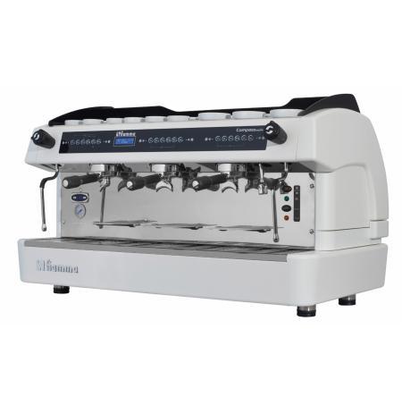 Kávovar 3 pákový COMPASS DoubleBoiler III bílý